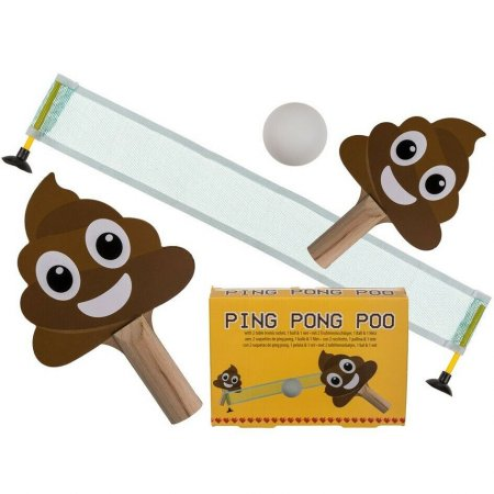 Poop Ping Pong stolní tenis